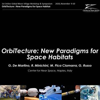 2020 – OrbiTecture: New Paradigms for Space Habitats